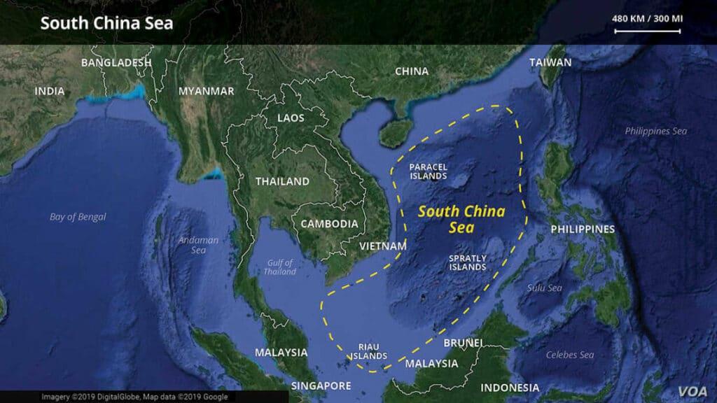 365j.me - 近十年来,南海一直是中国与其他东南亚国家之间紧张关系的引爆点。