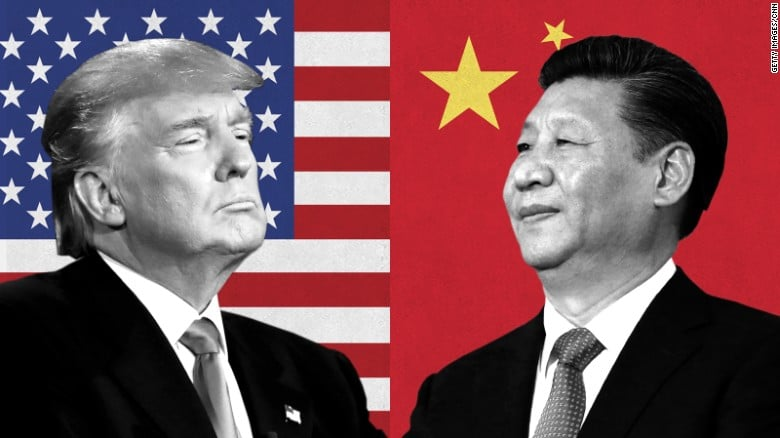 Trump Vs Xi