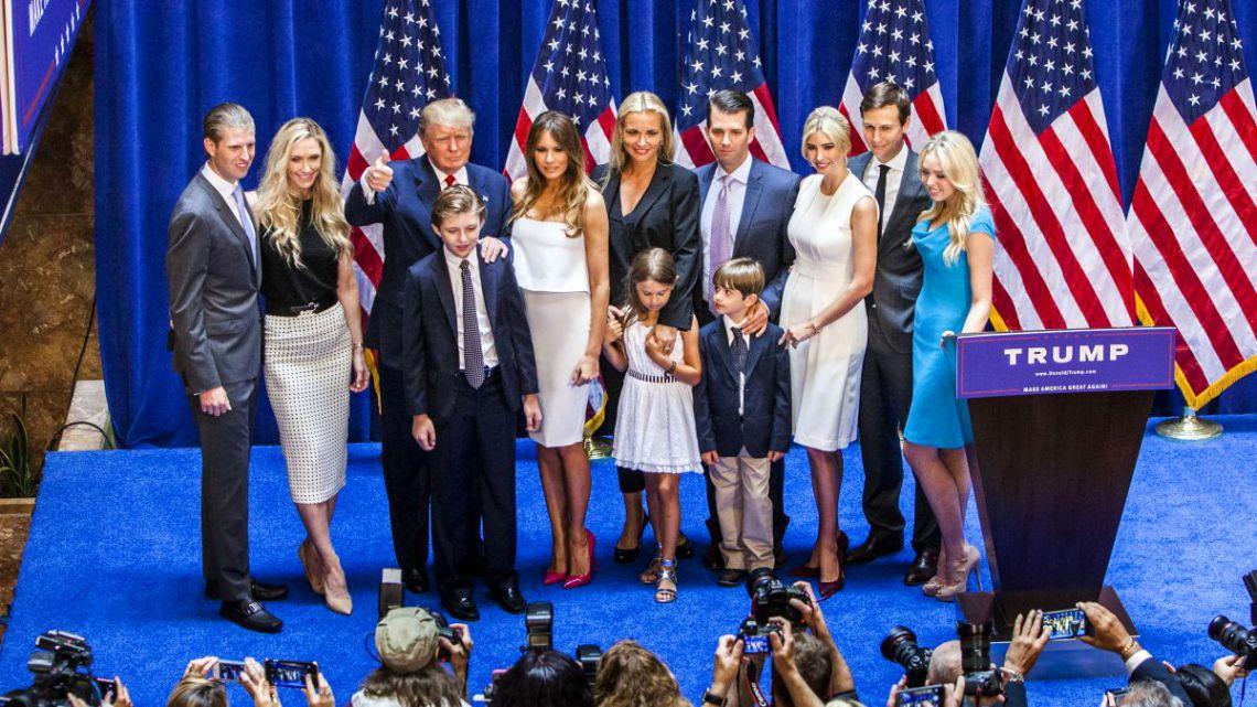 365j.me - 特朗普权力布局:其家族继承人崭露头角,共和党大会成特朗普家族的盛宴
