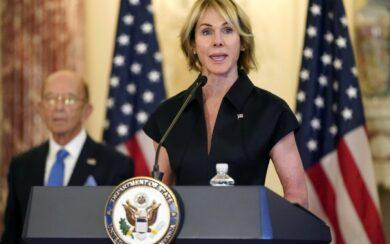 365j.me-美驻联合国大使访台被喊停背后的拜登因素和中美博弈