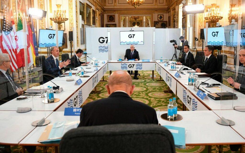 365j.me 三是误读了G7外长声明中的台湾表述 两岸舆论都过分解读了G7外长声明