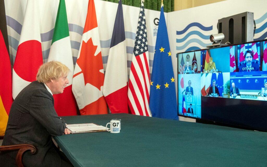 365j.me 二是高估了G7的一致性 两岸舆论都过分解读了G7外长声明