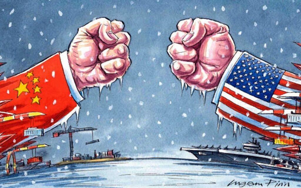 365j.me 中国冷对拜登:中美外交进入极寒期! 中国冷对拜登:中美外交进入极寒期!